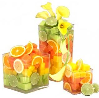 centre-table-fruits coupés