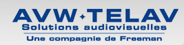 Logo AVW TELAV