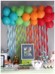 Ballons colors