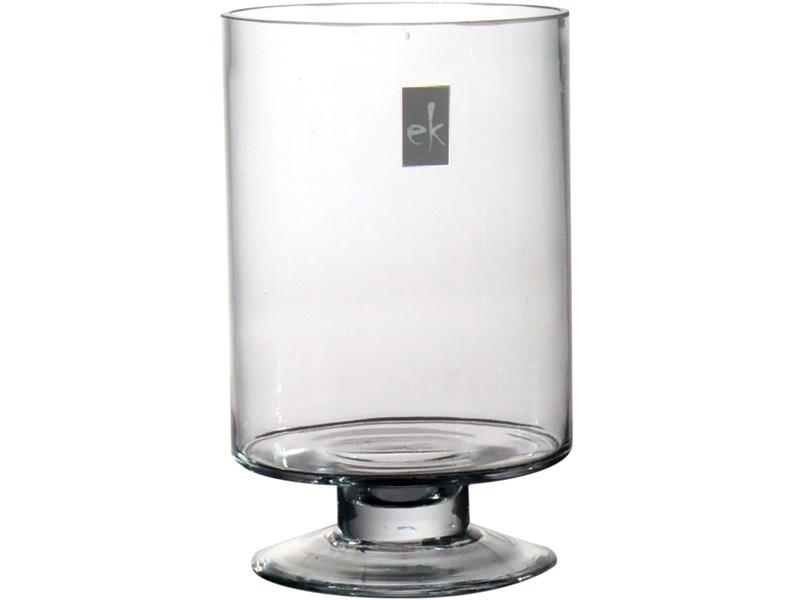 Vase transparent pas cher