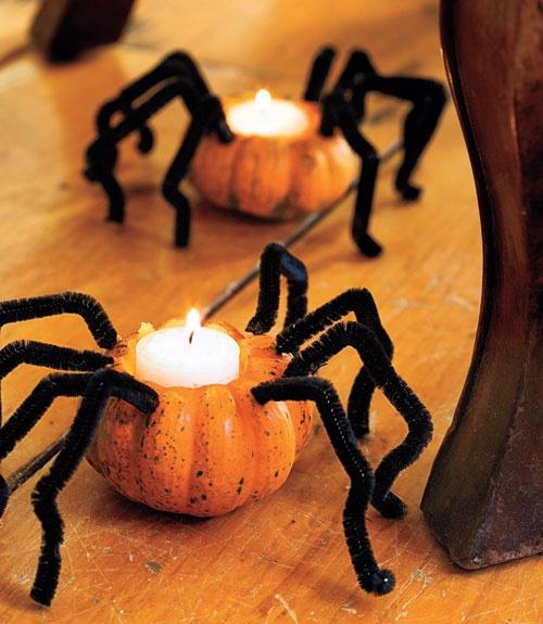 Idées pour l'Halloween