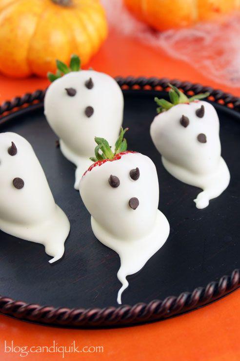 fraise fantôme