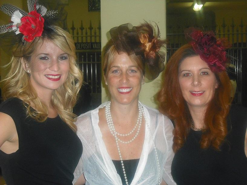 3 filles Chic Bibi