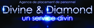 Logo Divine et diamond