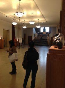 Salle des bronze Musée des Beaux-arts
