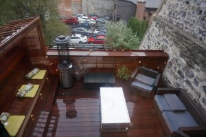 Photo 7 - Terrasse sur le toit