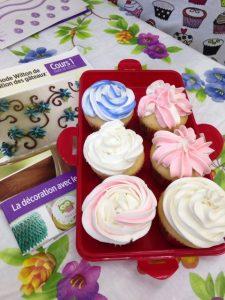 Cupcakes voisine