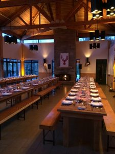 Table Cabane Chez Jean