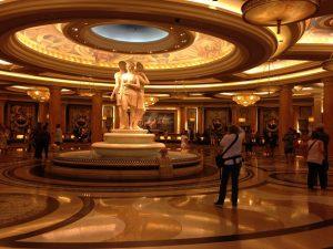 Lobby Cesar Palace
