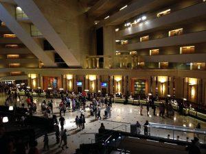 Lobby Luxor