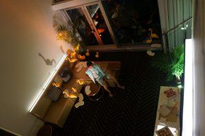 Photo 9  - Nico vue de haut