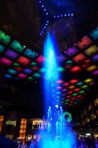 Photo 16 - pluie et fontaine