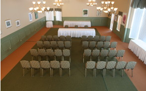 Salle Orchidée