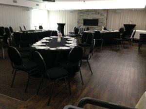 Salle de conférence ou repas