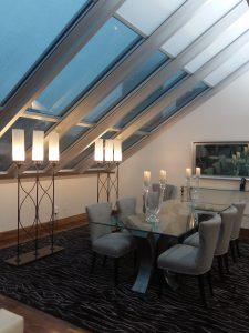 Salle à manger Suite Royale